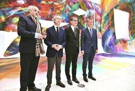 Ministr kultury Staněk odvolal šéfa Národní galerie Fajta a podal na něj dvě trestní…