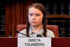 Greta Thunbergová a studenti demonstrující za klima získali cenu, kterou v minulosti…