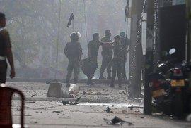 V Kolombu u kostela svatého Antonína, který byl terčem nedělního útoku, se dnes ozvala nová exploze. Podle informací agentury Reuters se tam specialisté snažili zneškodnit nově nalezenou nálož, která však explodovala. (22.4.2019)