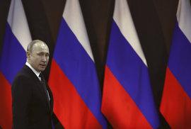 Putin zvažuje nabídnout ruské občanství všem Ukrajincům, nejen těm na územích ovládaných separatisty
