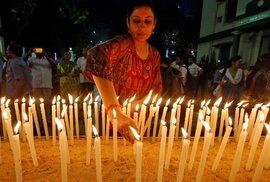 Srí Lanka po atentátech: Turisté se opatrně vracejí, v Praze bude koncert na pomoc rodinám obětí