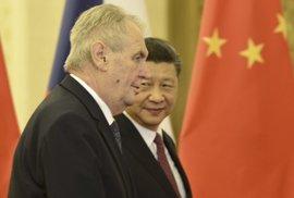 Čína hrozí Vystrčilovi popravou. Zeman: Když si to přejí, nemáme na výběr. Uděláme to…