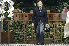 """125. japonský císař Akihito abdikoval, končí """"všudypřítomný mír"""". Jaká je historie…"""