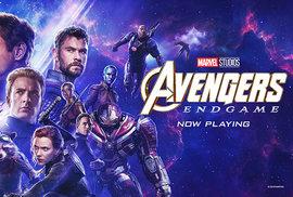 Avengers: Endgame se stal nejvýdělečnějším filmem všech dob, rekordní Avatar padl