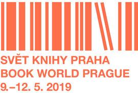 Svět knihy, letošní logo