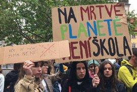 Greta Thunbergová a děti Generace Z: Nová naděje pro starý svět