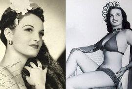 Eiffelova kráska: Dvoumetrová tanečnice, která ve 40. letech ovládla svět nočních klubů