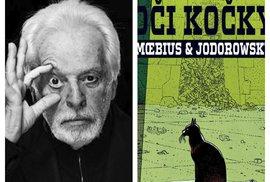 Alejandro Jodorowsky přijede do Prahy! Na Světě knihy představí svůj nový, i když starý…