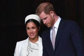 Je to kluk! Vévodkyně Meghan oznámila narození na Instagramu, porodila ráno