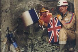 25 let tunelu pod La Manche: Muž, který prorazil eurotunel, je nyní pro brexit