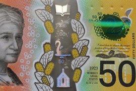 V Austrálii natiskli 46 milionů bankovek s gramatickou hrubkou, zřejmě zůstanou v oběhu