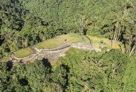 Kolumbie, nádherná země se špatnou pověstí: Džunglí ke Ztracenému městu