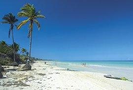 Playa Santa María je zHavany velmi dobře dostupná turistickým autobusem