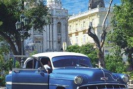 Havana: podobné výjevy se neomrzí ani poněkolika dnech