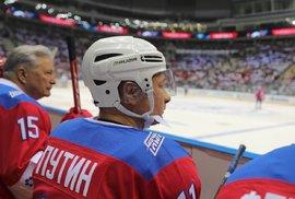 Karel Steigerwald: Putin vynikl i v hokeji, ale na mistrovství světa ho do ruské…