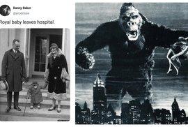 Dějiny opičího rasismu: Co se skrývá za prvním veřejným útokem na syna Harryho a …
