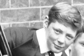 Málo známé snímky z dětství Winstona Churchilla