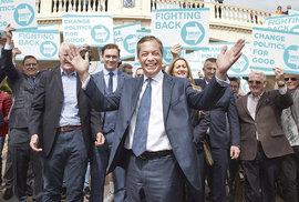 Doma klid vEvropě horko aneb Zombie volby, líní voliči a Salviniho vycházející hvězda