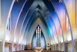 Kirche am Hohenzollernplatz, Berlín, Německo