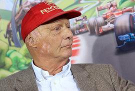 Niki Lauda: Příběh legendárního závodníka, který si nepotrpěl na city a po havárii…