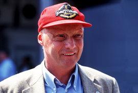 Zemřel Niki Lauda. Trojnásobného mistra světa formule 1 trápily dlouhodobé zdravotní problémy