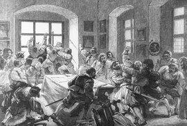 Mýty pražské defenestrace: Jak se válka protestantů a katolíků o moc stala válkou…