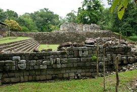 Starobylé sídlo Quiriguá na území Guatemaly ukrývá nejvyšší dochovanou stélu mayské …