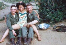 Láska a touha uprostřed války v Koreji pohledem armádního kuchaře