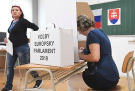 Volby 2019 komentujeme online: Účast v ČR bude malá, Slováci se bojí výhry neofašistů