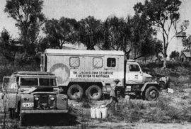 Československá expedice do australského Severního teritoria aneb Výprava do doby kamenné