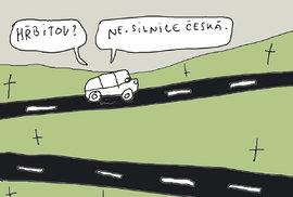 Listy Cyrila Höschla - Agresoři