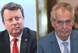 Prezident Zeman konečně odvolal Staňka. Ministr kultury skončí ke konci července