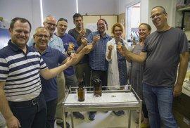 Pivní verze Jurského parku: Izraelští vědci uvařili pivo z kvasnic egyptského pivovaru…