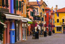Jeďte do Caorle nejen za nejlepší italskou zmrzlinou