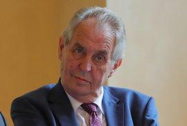 Není-li Miloš Zeman zbabělec a slaboch, měl by sám požádat poslance o podporu ústavní žaloby