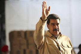 Venezuelský prezident Nicolas Maduro