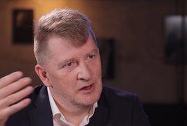 Topol Show: Spisovatel Padevět říká, že spousta lidí skutečnou svobodu nepotřebuje, stačí jim svoboda materiální