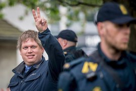 Tvrdý kurs. Vůdce nové dánské strany chce deportovat půl milionu lidí na základě etnického původu a vyznání