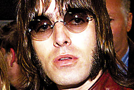 Liam Gallagher se v minulosti inspiroval v Johnu Lennonovi.