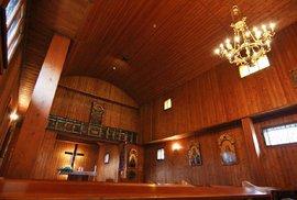 Jihomoravské město Blansko ukrývá pozoruhodný dřevěný kostelík ze 17. století