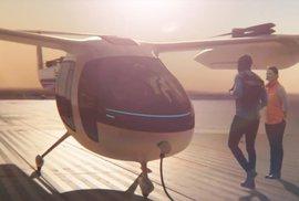 V New Yorku vás na letiště může vzít i vrtulník od Uberu.