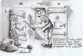 Zápisky českého vězně: Když se odsouzený svým věznitelům znelíbí, resocializaci…
