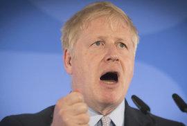 První kolo vyhrál Boris Johnson, postupuje i potomek českých židů. Kdo jsou kandidáti na britského premiéra?