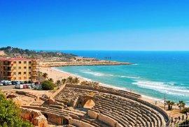 Španělské město Tarragona: Pokochejte se impozantními pozůstatky starořímského velkoměsta