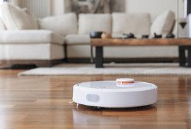 Začínáme s chytrou domácností: 4 tipy pro bezpečnost, čistou podlahu a vzduch