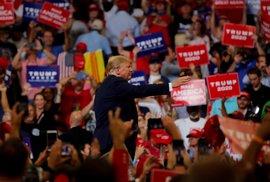 Donald Trump zahájil kampaň za své znovuzvolení