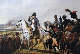 Třetí nejkrvavější bitva napoleonských válek: Napoleon u Wagramu porazil Rakušany za cenu obrovských ztrát