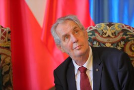 Zeman nejmenuje Šmardu ministrem kultury, prý je nekompetentní. Hamáček má navrhnout…