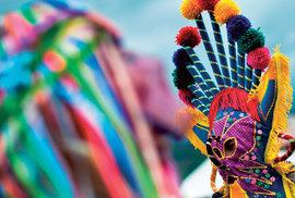 Indiánský rituál Slavnost slunce aneb V tanci jsou si všichni rovni