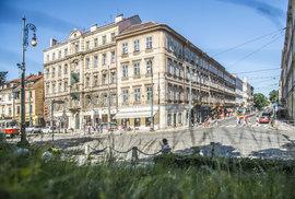 Pětinu bytů v Praze kupují cizinci, stoupá podíl západoevropanů